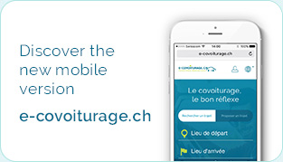 Application iPhone covoiturage